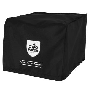 Ottos Grill Cover In Black