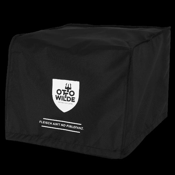 Ottos Grill Cover In Black