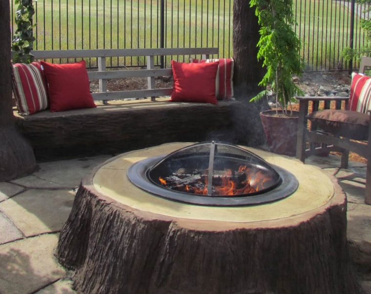 Sparkle Outdoor Living Outdoor Fire Feature